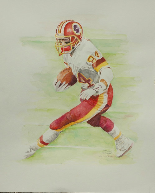 Washington Redskin (Premium Prints)