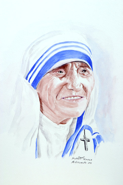 Mother Teresa (Premium Prints)