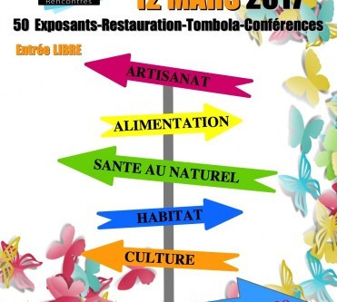 Riantec (Morbihan) - Salon Ria Bien Vivre Dimanche 12 mars