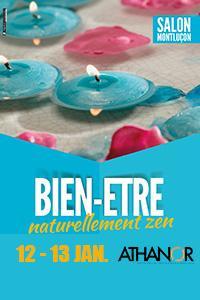 Salon du Bien-Être - 12-13 janvier - Montluçon (03)