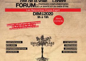 Les rencontres Corps-Esprit de Lorient (56) -- Dimanche 29 septembre 2020