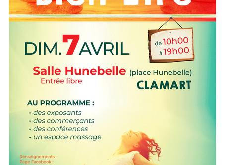 Salon du Bien-Être -   7 avril - Clamart (92)