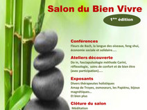 Salon du Bien-Vivre à Creney (Aube) -- 1er Octobre