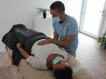 Bien-être : avec la fasciapulsologie, Raphaël Marcelli peut soulager des maux très divers