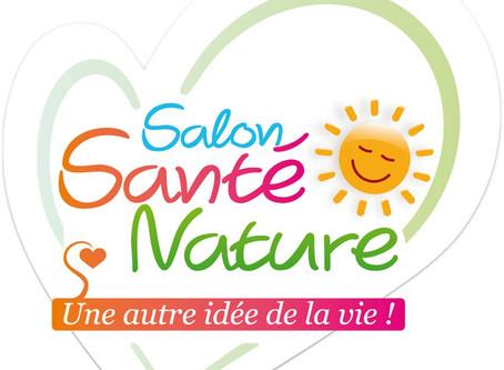 Salon Santé Nature : 18 - 20 septembre Grande Halle de l'Union (Toulouse)