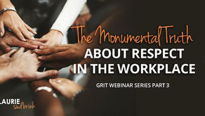 The Monumental Truth about Respect in the Workplace