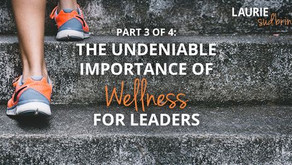 The Undeniable Importance of Wellness for Leaders