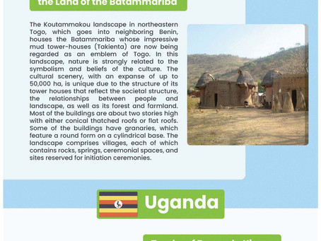 Part 4- Africa UNESCO World Heritage Sites.
