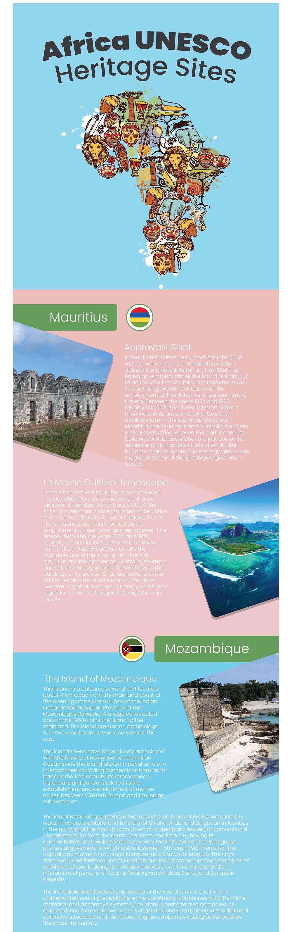 africa unesco heritage site