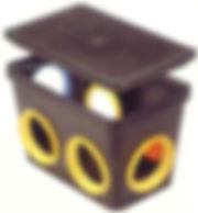 Fiberglass D-box