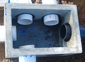 Concrete D-box