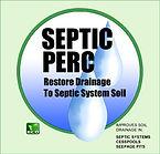 Septic Perc Eco-friendly soil treatment
