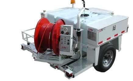 Power Jetting Machine
