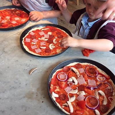 Pizza Express EYFS