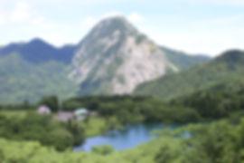 高浪の池 景色 絶景 糸魚川