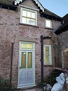 Hardwood Door & Sash Window