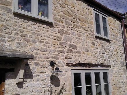Bath Stone Lime Mortar