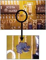 Efectos de la corrosión en sistemas  eléctricos y electrónicos en la industria