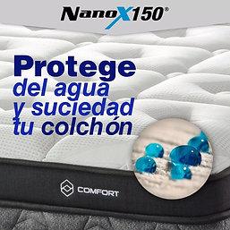 Protección de Colchones con Nanotecnología
