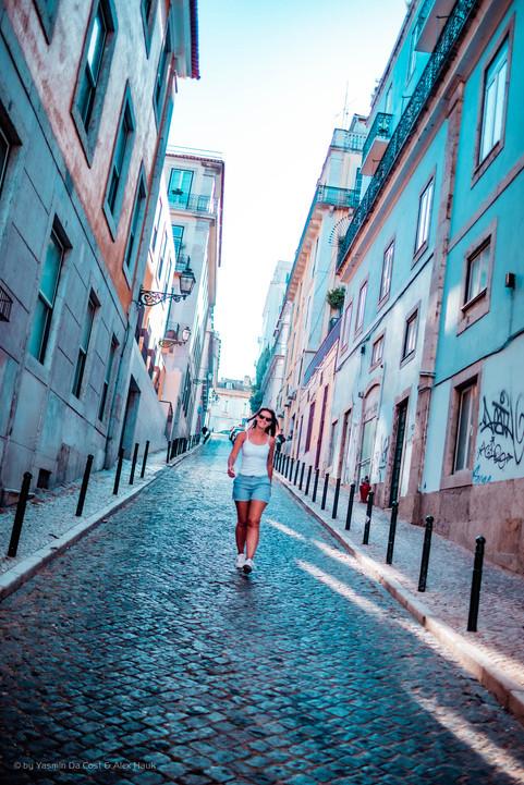 Lissabon, Yasmin Da Costa