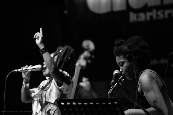 China Moses - jazz club Karlsruhe