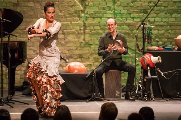 Tanz Karlsruhe Flamenco Jazz