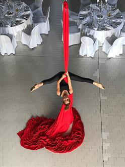 Lara Tuchakrobatik - Aerial Silk
