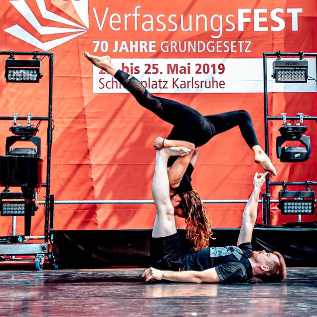 Jazzaret@Verfassungsfest Karlsruhe