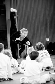 Emma Elmes Weltmeisterin Self Defense