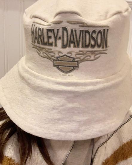 Custom Harley Davidson Bucket Hat