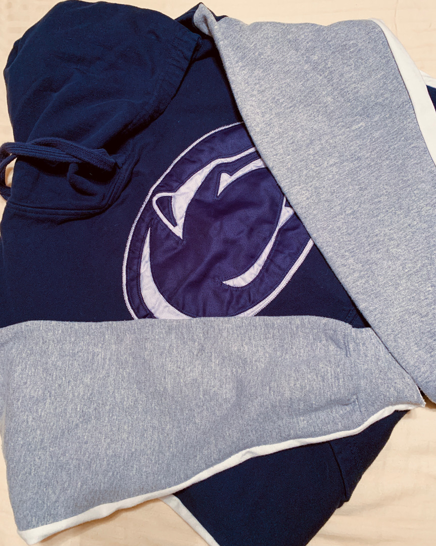 Custom Penn State Sweatshirt