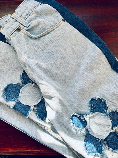 Custom Jean Alterations
