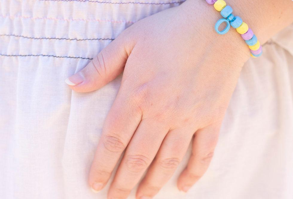 O Initial Bracelet