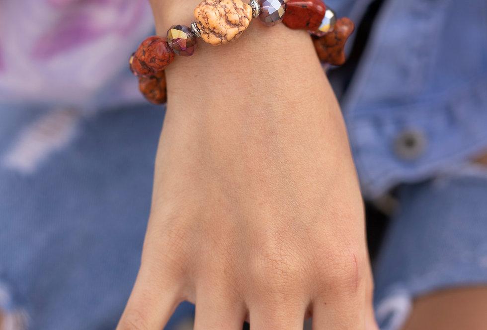 Red Rock Bracelet
