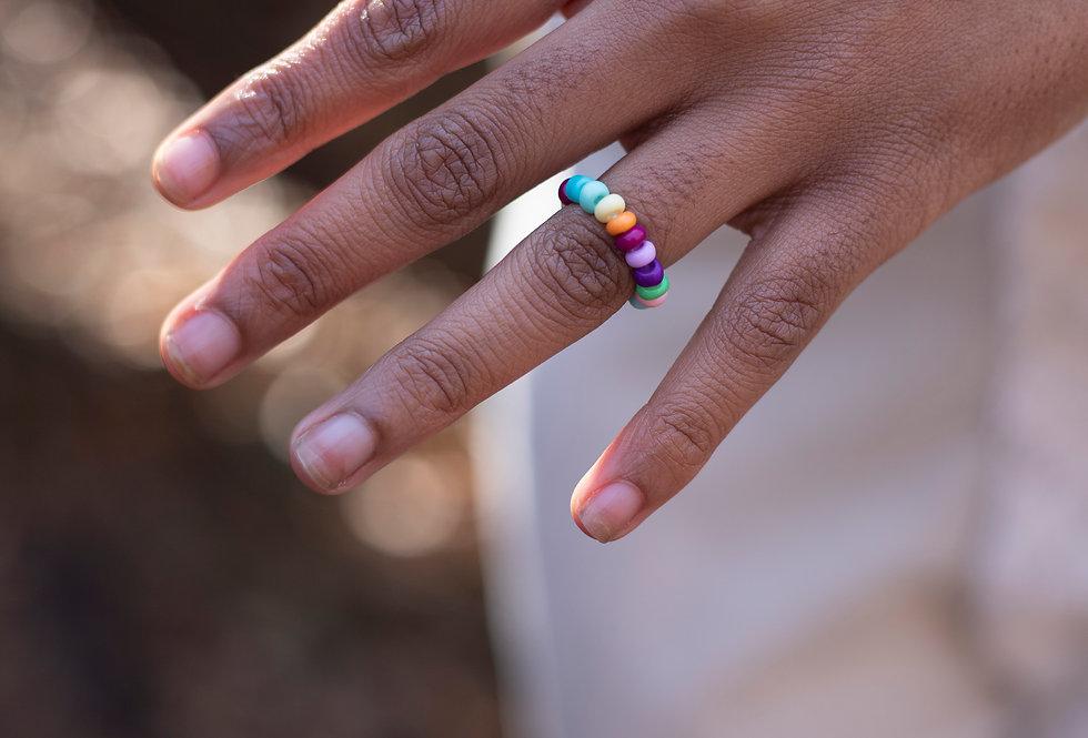 Seed Bead Ring