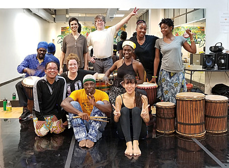 African Arts Academy Awarded California Arts Council Cultural Pathways Grant!