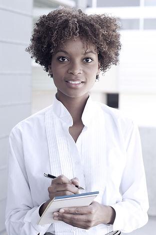 Afro Caribbbean women Taking Note