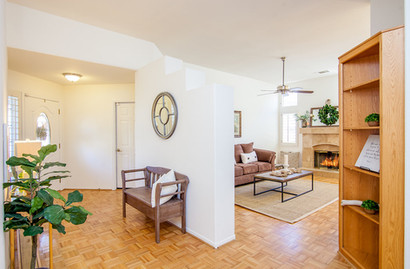 Menifee Staged Home
