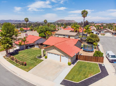 Murrieta Home Aerial