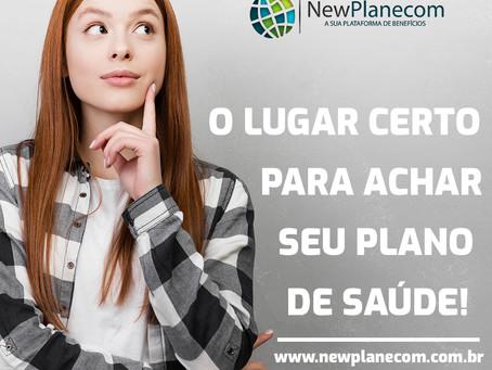 NewPlanecom - O lugar certo para achar seu Plano de Saúde!