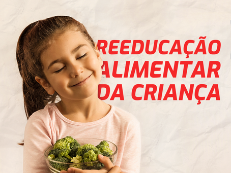 Reeducação alimentar infantil