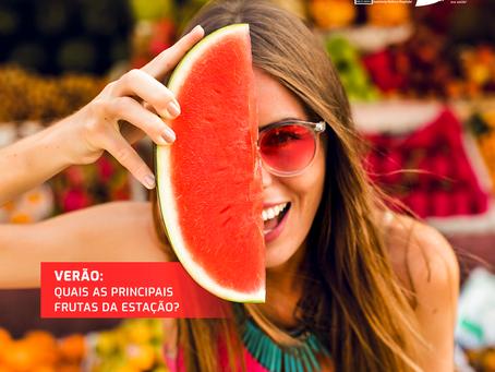 Verão: quais as frutas da estação?
