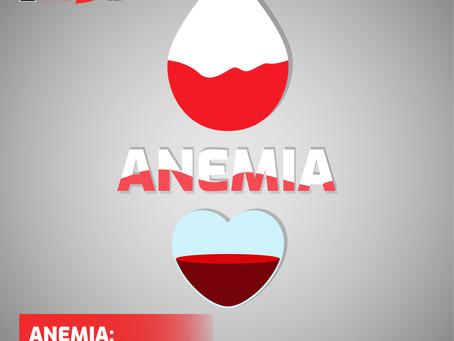Anemia – Como combater