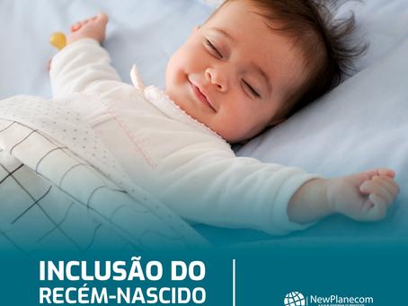 Plano de saúde: inclusão do recém-nascido
