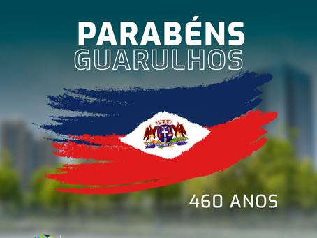 Aniversário de Guarulhos
