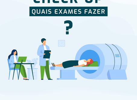 A importância de fazer exames anualmente
