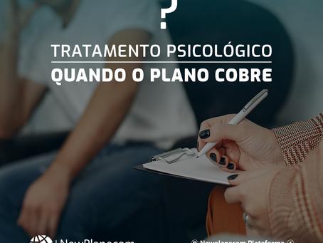 Plano de saúde cobre tratamento psicológico?