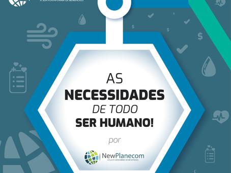 As Necessidades de todo Ser Humano