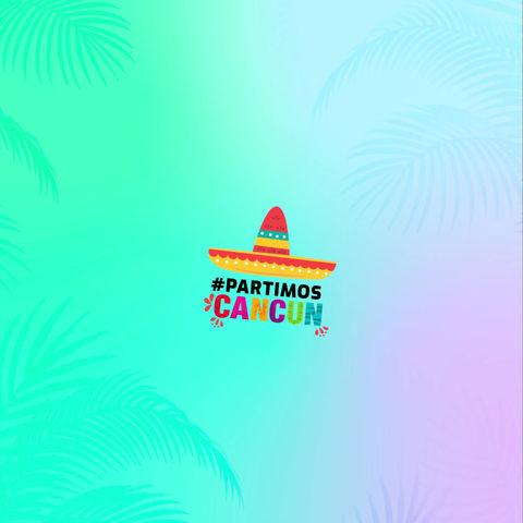Veja como foi a viagem da Campanha #partiucancun