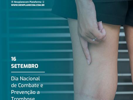Dia Nacional de Combate e Prevenção à Trombose
